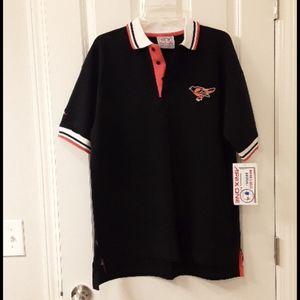 Orioles polo shirt